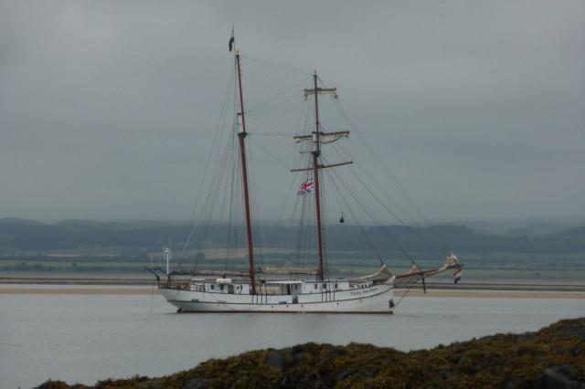 Sailing tour Inverness - Amsterdam