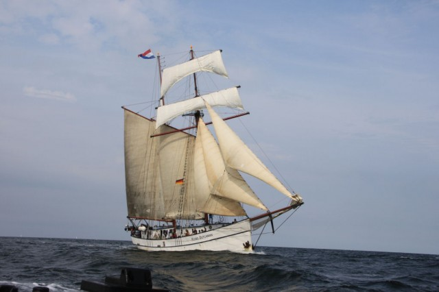 Sailing tour Inverness - Amsterdam