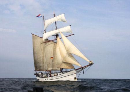 Zeilreis Noordzee van Inverness naar Amsterdam